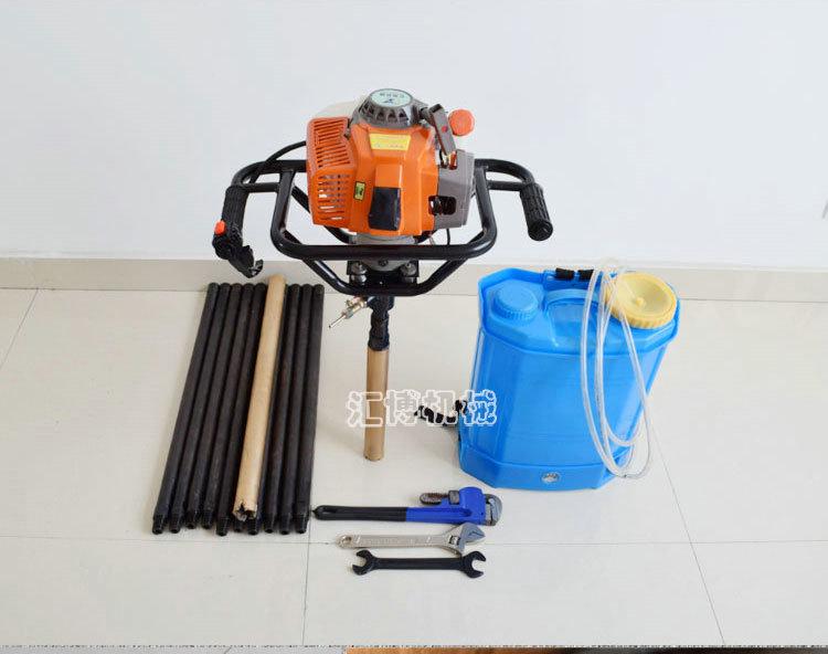济宁汇博机械生产的20米背包式勘探钻机是专业的。