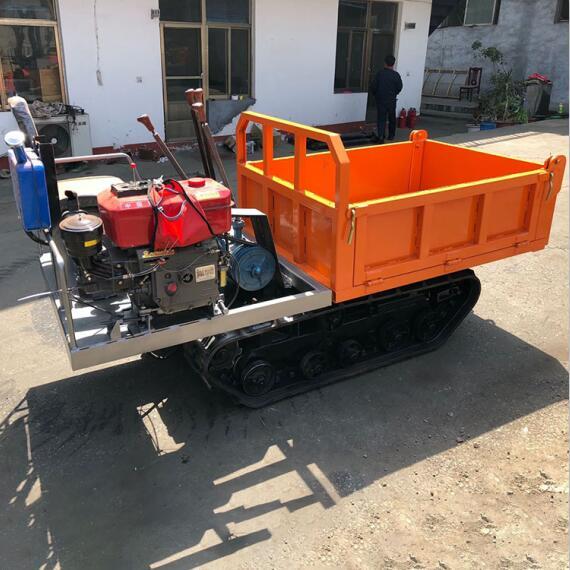 爬山虎机械运输车,多功能小型运输车