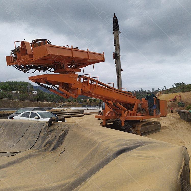 边坡锚固钻机在护坡中的应用